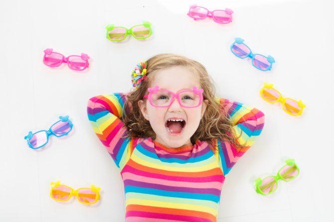 Kiedy z dzieckiem do okulisty?